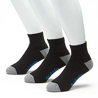 Men's Columbia 3-pk. Athletic Low-Cut Socks