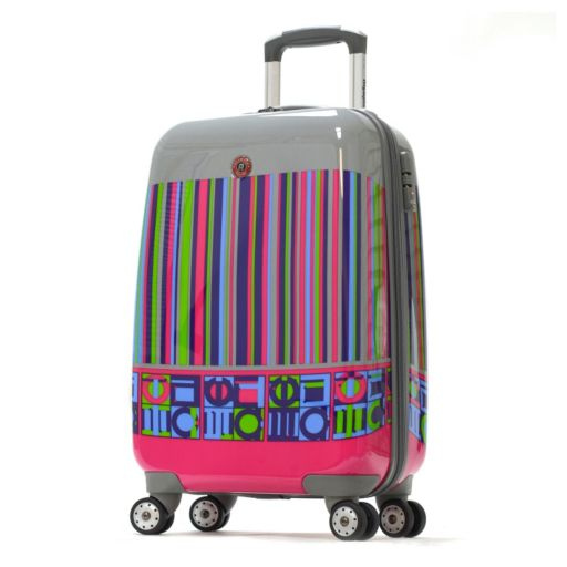 Olympia Princess 21-Inch Hardside Spinner Carry-On