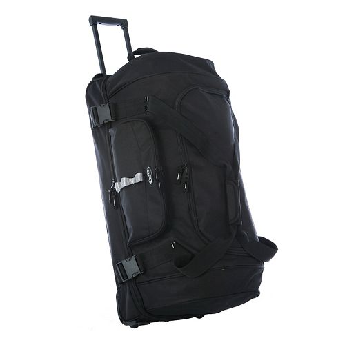 Olympia 30-Inch Wheeled Drop-Bottom Duffel Bag