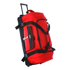 a9ad65f4f292 Olympia 30-Inch Wheeled Drop-Bottom Duffel Bag