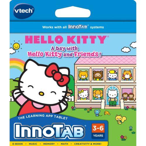 InnoTab Hello Kitty Game by VTech