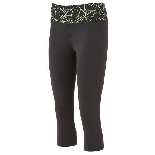 e7ddb041e715e2 Women's Nike Dri-FIT Legend 2.0 Printed Running Capri Tights