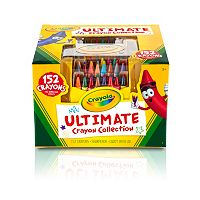 Crayola 152 pkUltimate Crayon Collection