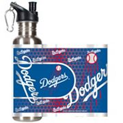 Los Angeles Dodgers Stainless Steel Water Bottle With Wrap