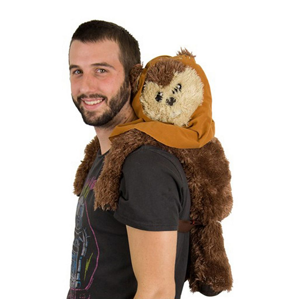 Star Wars Wicket Ewok Backpack