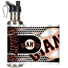 San Francisco Giants Stainless Steel Water Bottle With Wrap