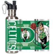 Boston Celtics Stainless Steel Water Bottle With Wrap