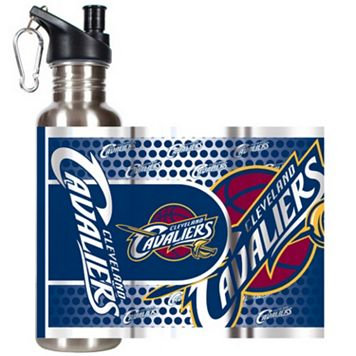 Cleveland Cavaliers Stainless Steel Water Bottle With Wrap