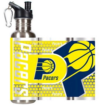 Indiana Pacers Stainless Steel Water Bottle With Wrap