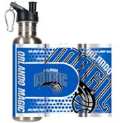 Orlando Magic Stainless Steel Water Bottle With Wrap