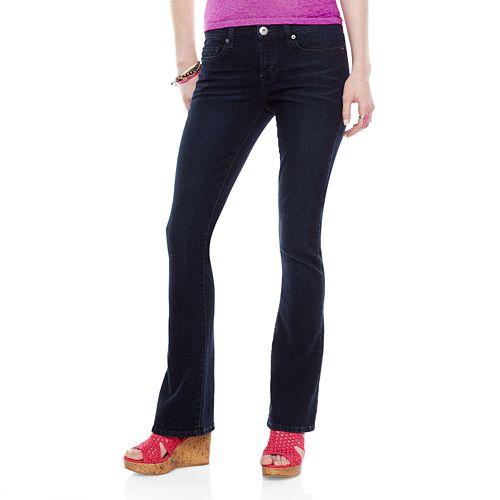 64d3443ff0a Mudd® Skinny Bootcut Jeans - Juniors