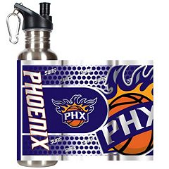 Phoenix Suns Stainless Steel Water Bottle With Wrap