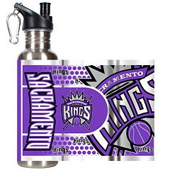 Sacramento Kings Stainless Steel Water Bottle With Wrap