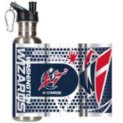 Washington Wizards Stainless Steel Water Bottle With Wrap