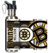 Boston Bruins Stainless Steel Water Bottle With Wrap