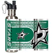 Dallas Stars Stainless Steel Water Bottle With Wrap