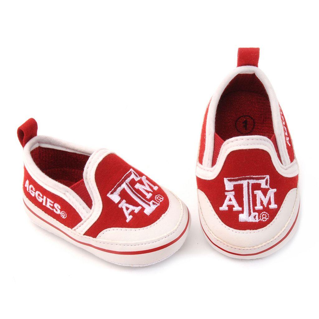 Baby Texas A&M Aggies Crib Shoes