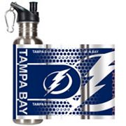 Tampa Bay Lightning Stainless Steel Water Bottle With Wrap