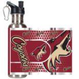 Phoenix Coyotes Stainless Steel Water Bottle With Wrap