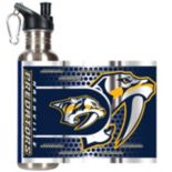 Nashville Predators Stainless Steel Water Bottle With Wrap