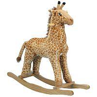 Charm Company Jacky Giraffe Rocker