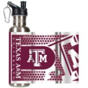 Texas A&M Aggies Stainless Steel Water Bottle With Wrap