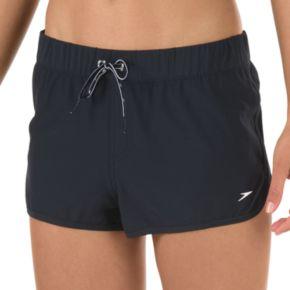Speedo Solid Board Shorts - Women's