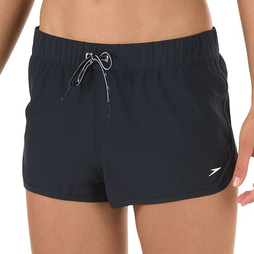 Speedo Solid Board Shorts - Women's