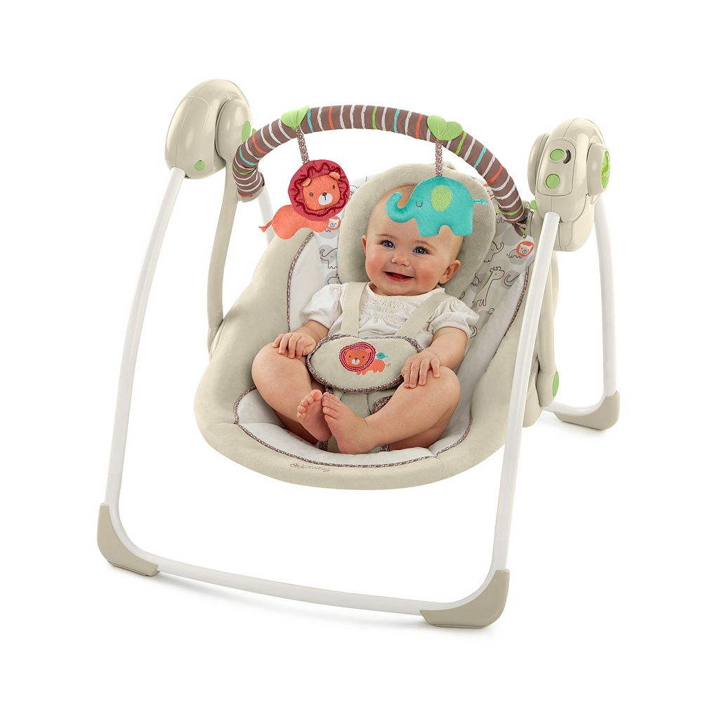Comfort & Harmony Portable Swing - Cozy Kingdom