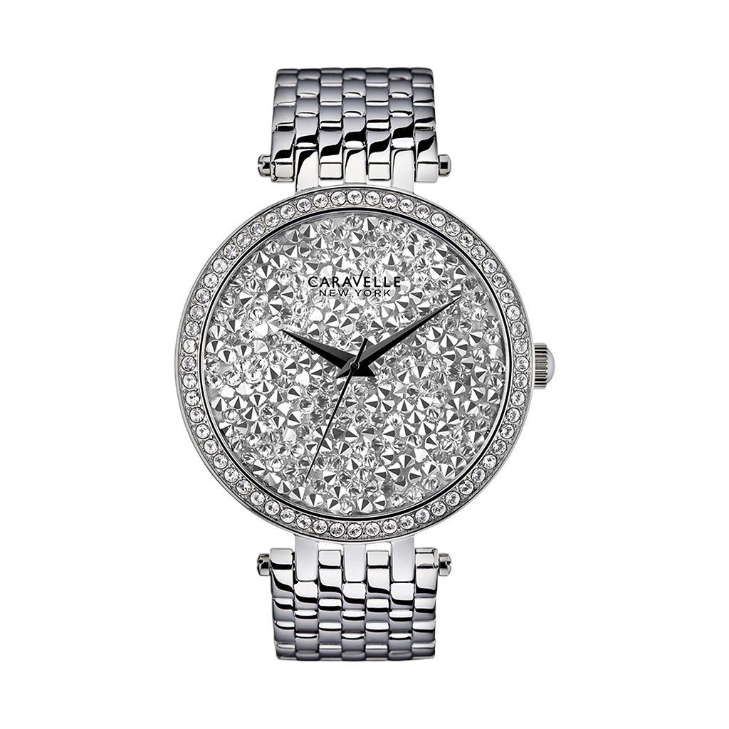 Caravelle New York by Bulova Women's Stainless Steel Watch - 1630654