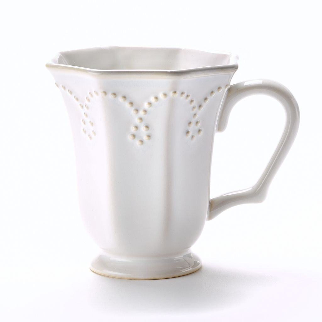 Food Network™ Fontinella Beaded Octagonal Mug