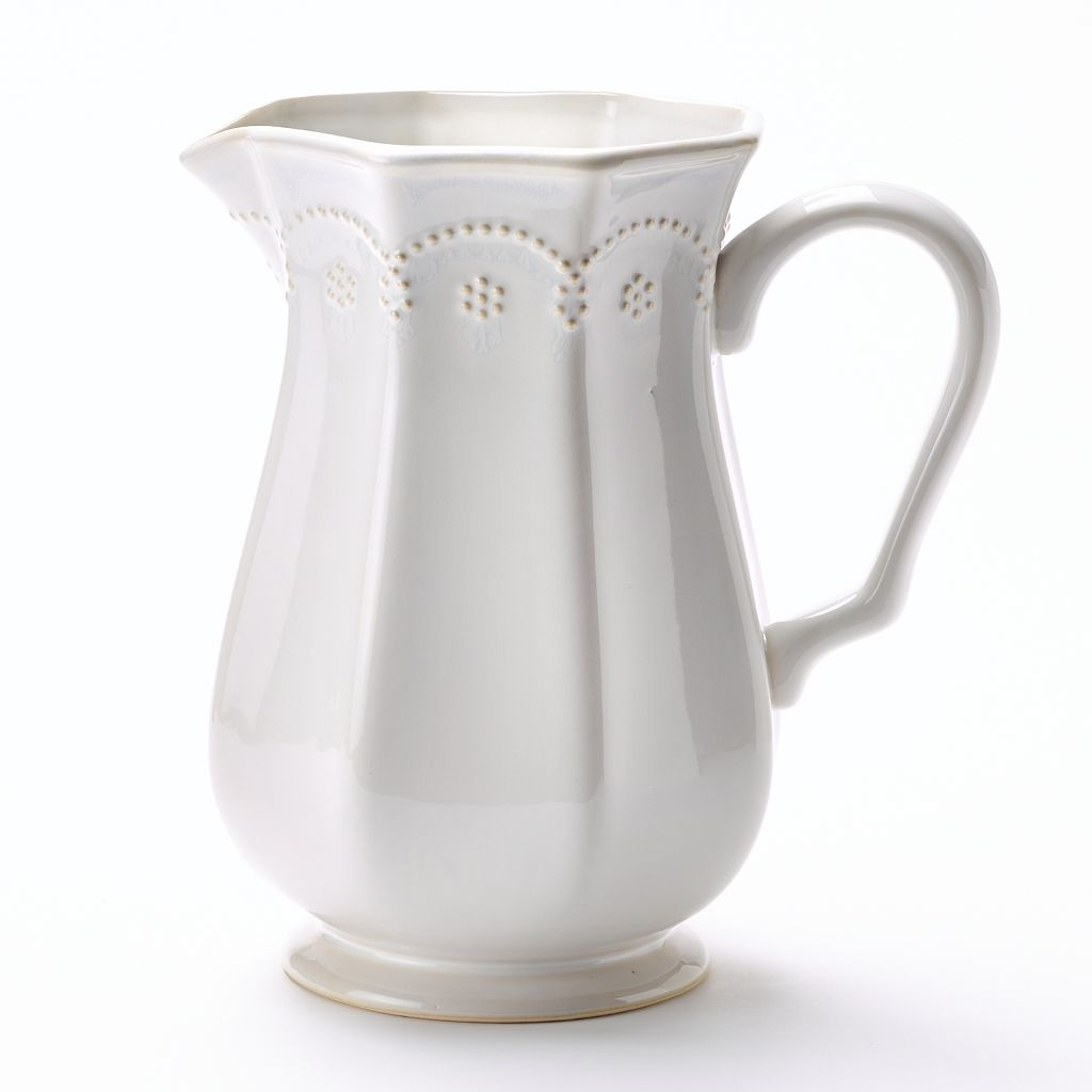 Food Network™ Fontinella Beaded Octagonal Pitcher