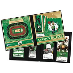 Boston Celtics Ticket Album