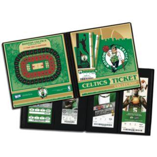 Boston Celtics Ticket Album