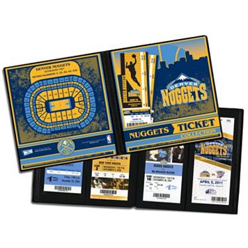 Denver Nuggets Ticket Album