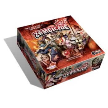 Zombicide Board Game by Guillotine Games