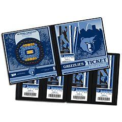 Memphis Grizzlies Ticket Album