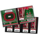Milwaukee Bucks Ticket Album