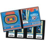 Oklahoma City Thunder Ticket Album