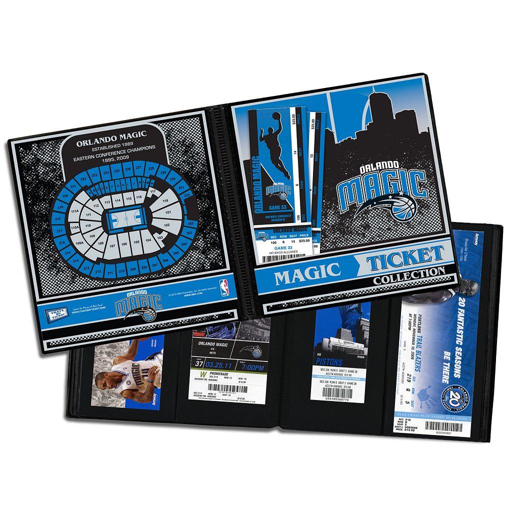 Orlando Magic Ticket Album