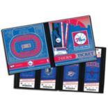 Philadelphia 76ers Ticket Album