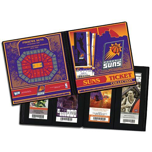 Phoenix Suns Ticket Album