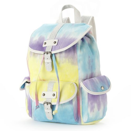 Candie's® Tie-Dyed Backpack