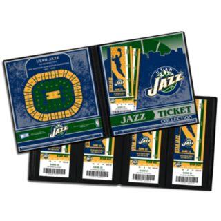 Utah Jazz Ticket Album