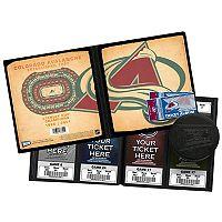 Colorado Avalanche Ticket Album