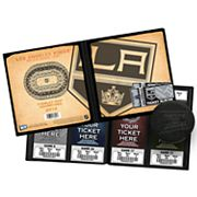Los Angeles Kings Ticket Album