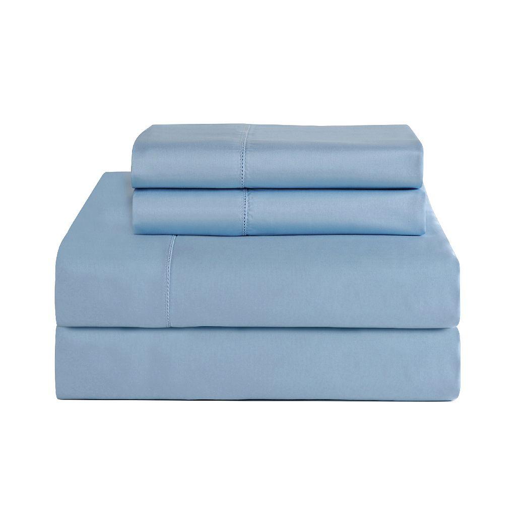 Pointehaven 800-Thread Count 2-pk. Pillowcases - King