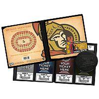 Ottawa Senators Ticket Album