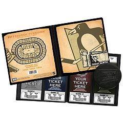 Pittsburgh Penguins Ticket Album