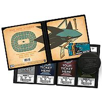 San Jose Sharks Ticket Album